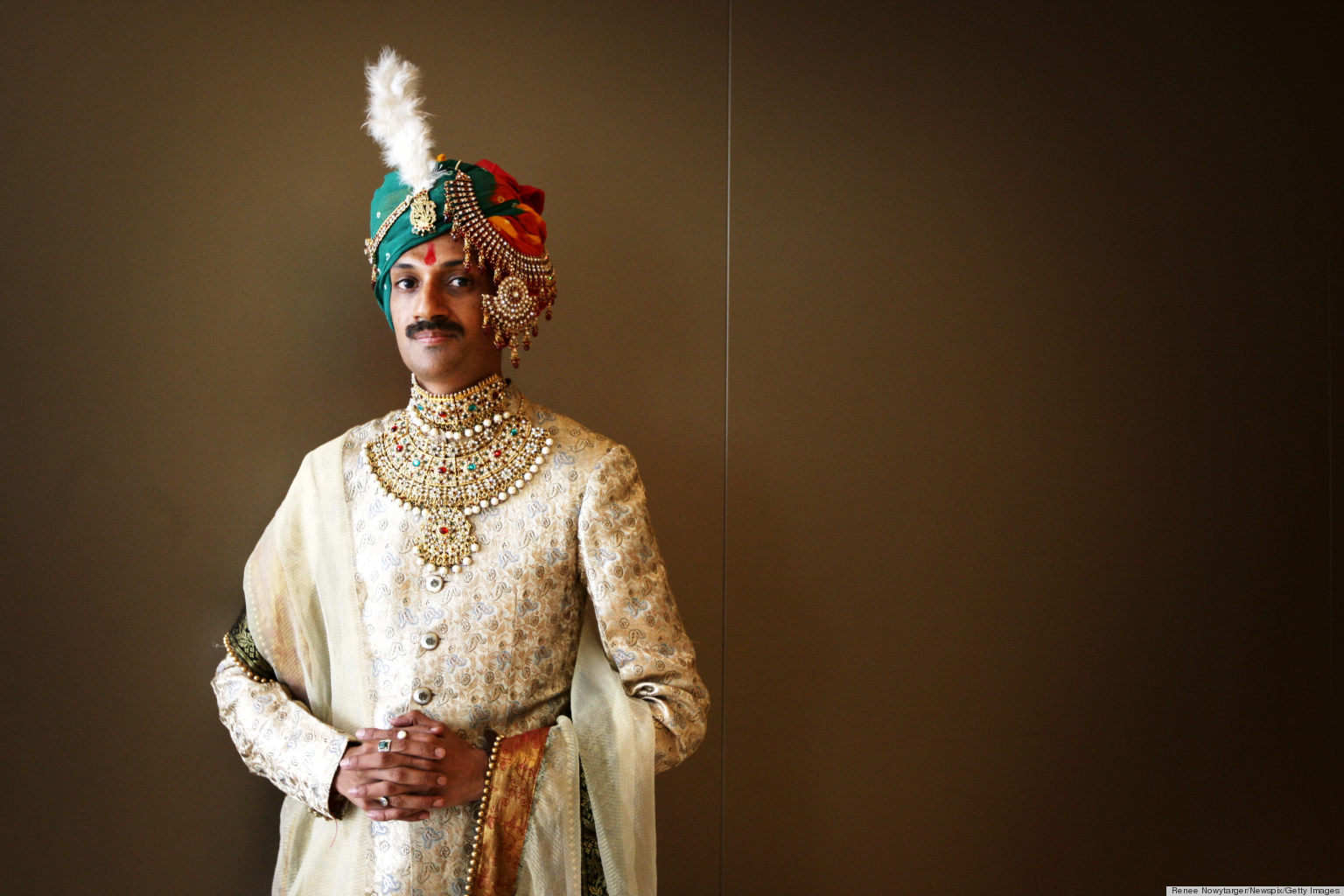 SYDNEY, AUSTRALIA - NOVEMBER 4:  (EUROPE AND AUSTRALASIA OUT) Openly gay Crown Prince Manvendra Singh Gohil of the state of Rajpipla in Gujarat, India makes a visit to Australia to raise awareness about HIV prevention and to campaign for changes to laws that criminalise homosexuality in many Asia Pacific countries. (Photo by Renee Nowytarger/Newspix/Getty Images)