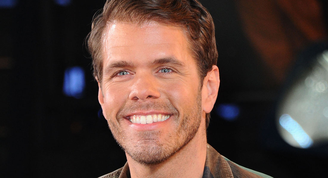 BOREHAMWOOD, ENGLAND - JANUARY 07:  Perez Hilton enters the Celebrity Big Brother house at Elstree Studios on January 7, 2015 in Borehamwood, England.  (Photo by Stuart C. Wilson/Getty Images)