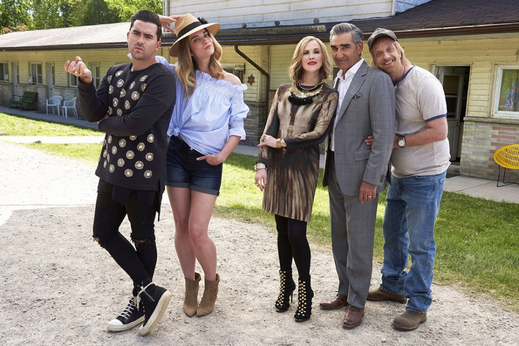 SCHITT'S CREEK 3