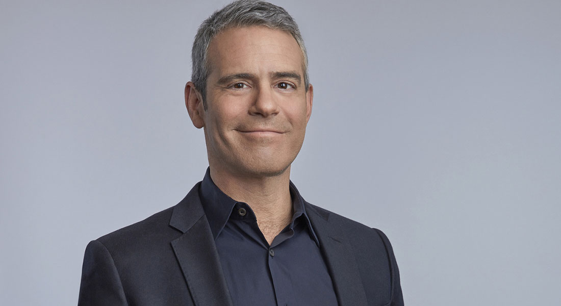 LOVE CONNECTION:  Emmy Award winner Andy Cohen is set to host LOVE CONNECTION coming this summber to FOX.  ©2017 Fox Broadcasting Co.  Cr:  David Johnson/FOX