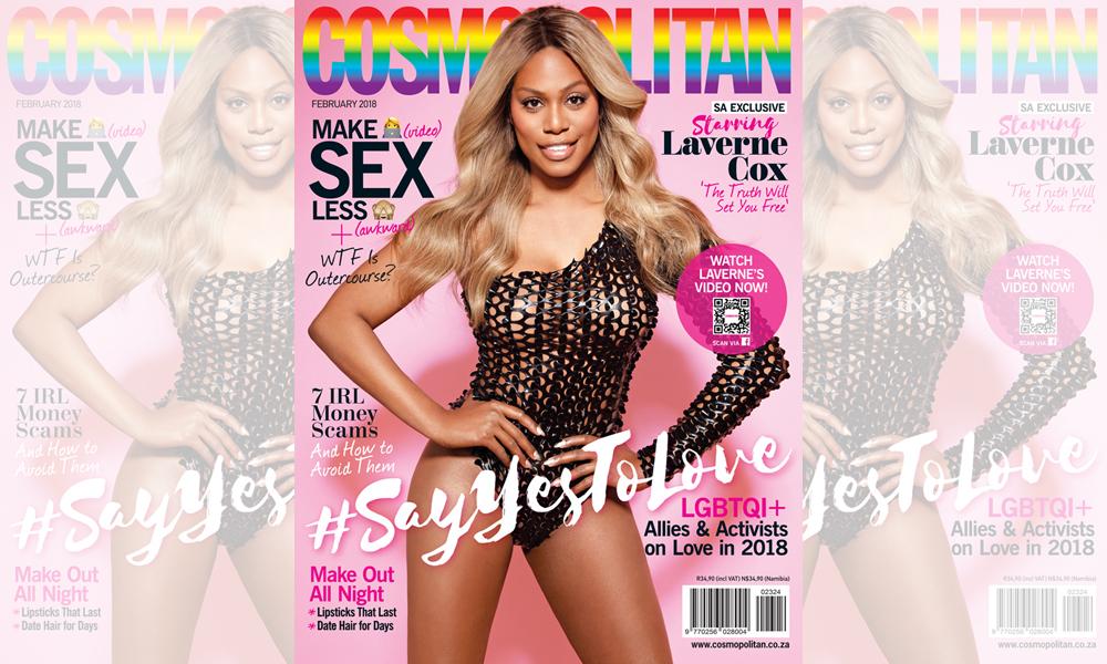 Laverne Cox Magazine