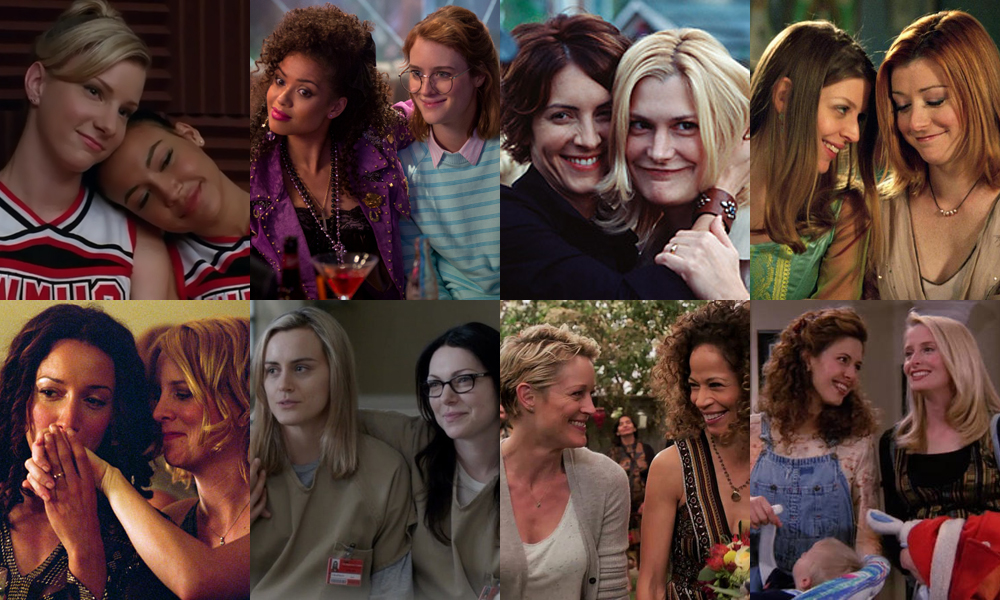 8 Of The Most Iconic Lesbian Couples On Tv In Magazine