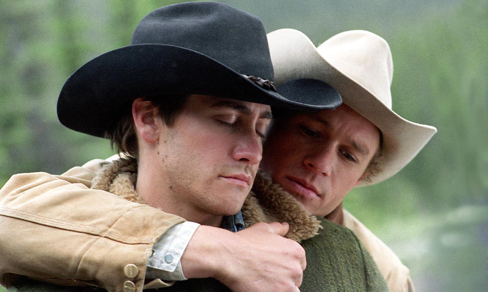 Gay cowboy movie
