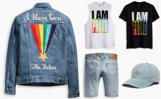 34a10b391517 Levi s fifth annual Pride collection celebrates inclusivity