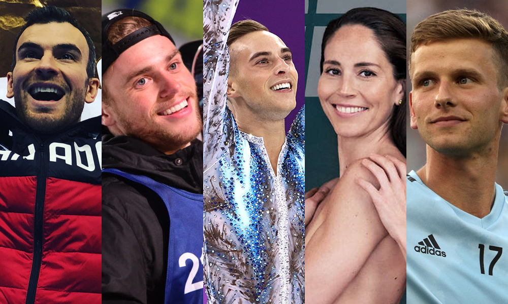 5 Gay Athletes Who Are Out And Proud - IN Magazine