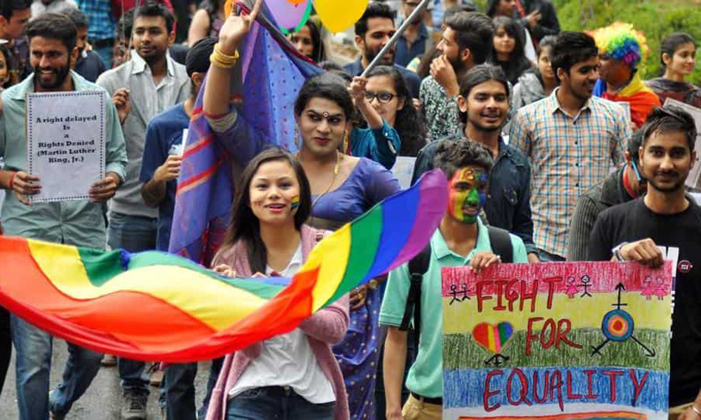 India's Supreme Court has struck down a colonial-era law criminalizing  consensual gay sex.