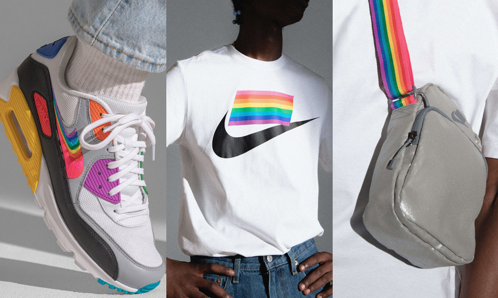 d3620defa1 Nike celebrates the LGBTQ community with the 2019 BeTrue collection… Nike  is back with another celebratory BeTrue footwear and apparel collection.