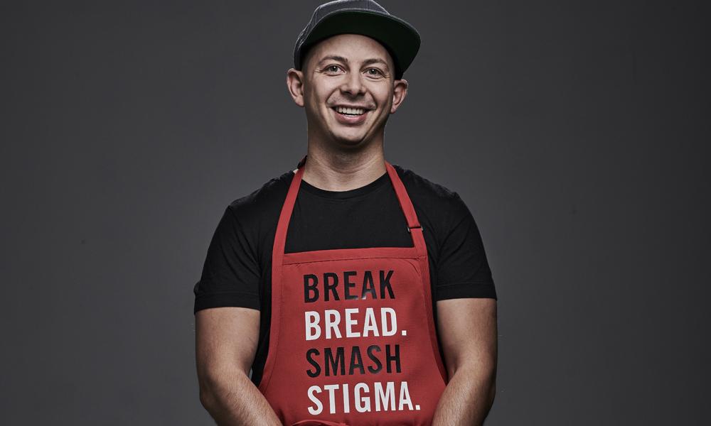Chef Matt Basile, the creator of the Toronto-based street-food brand Fidel Gastro's